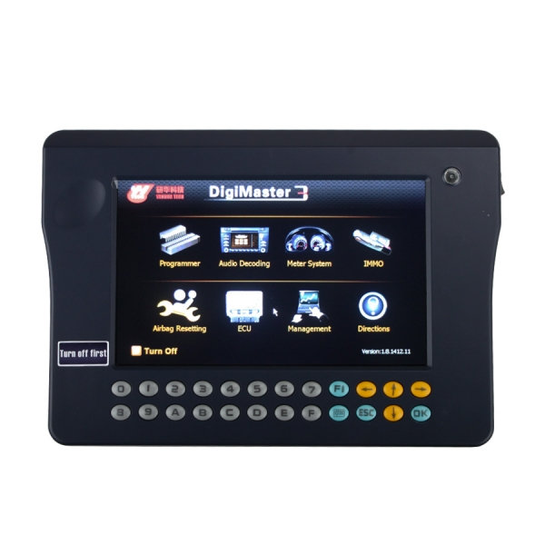 Odometer Correction tool Digimaster 3 III Odometer Correction Master With 980 Tokens
