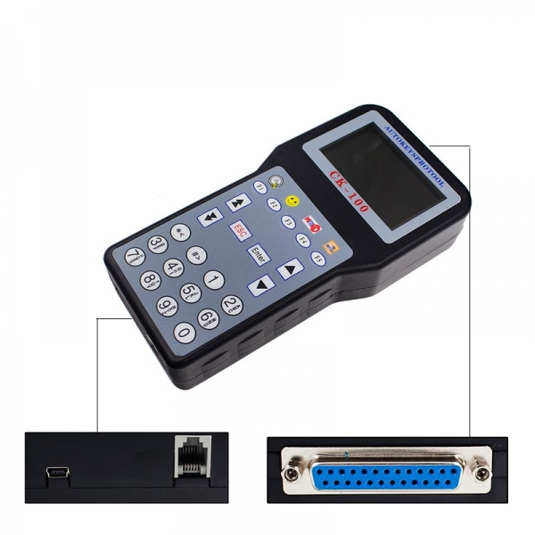 CK100 Key Programmer V99.99 No Tokens Limitation