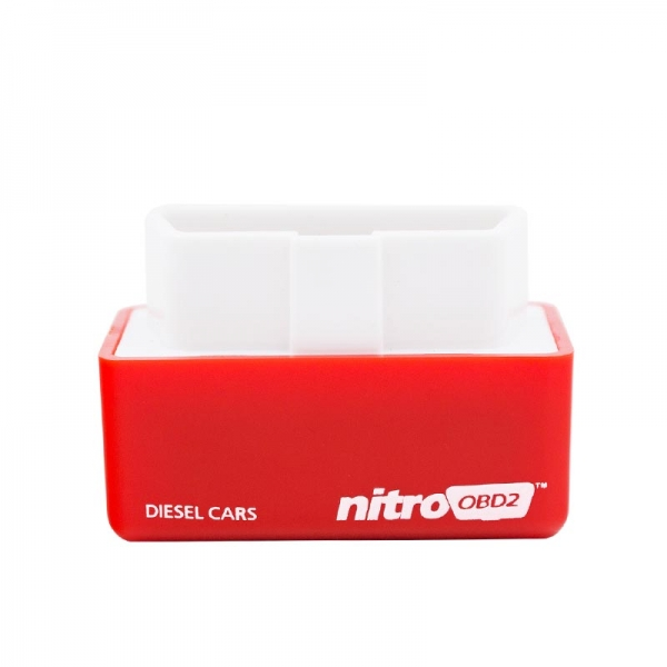 Plug and Drive NitroOBD2 Performance Chip Tuning Box for Diesel Cars