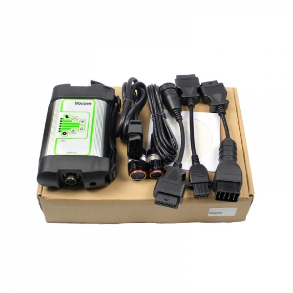 Volvo 88890300 Vocom Interface With 3.02 PTT Software Truck Diagnose High Quality