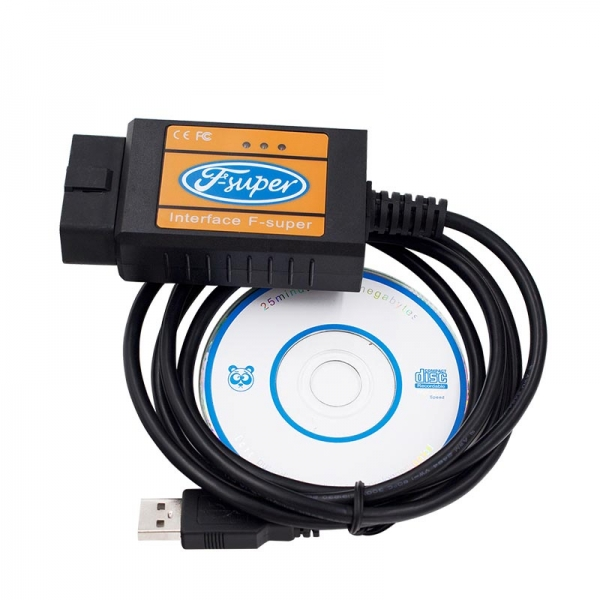 For Ford USB Scan Tool OBDII Diagnostic Tool
