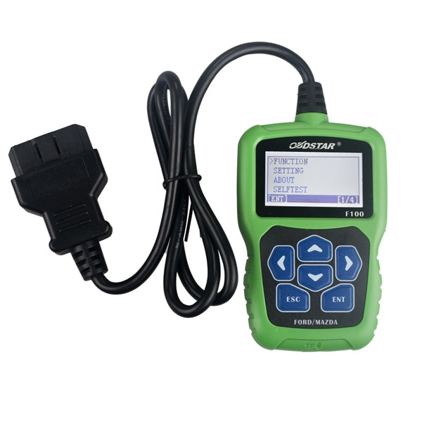 OBDSTAR F100 F-100 Mazda/Ford OBD2 Key Programmer No Need Pin Code and Odometer