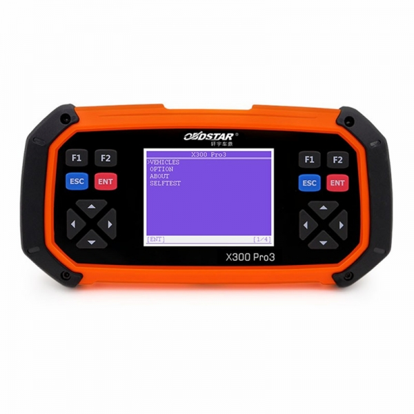 OBDSTAR X300 PRO3 Full Version Immobiliser Key Master+Odometer Adjustment+EEPROM/PIC+OBDII+EPB+Oil/Service Reset+Battery Matching