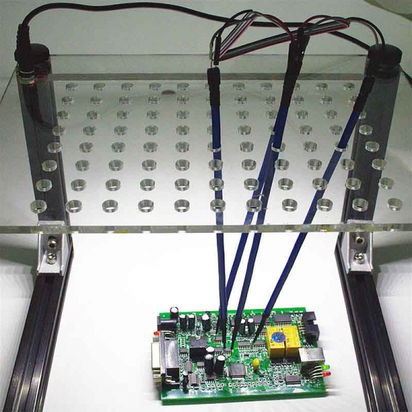BDM Frame With 4 Probes Mesh And LED Work For Kess KTAG FGTECH BDM100